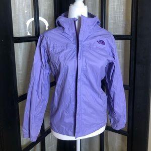 The North Face Girls Large Rain Jacket